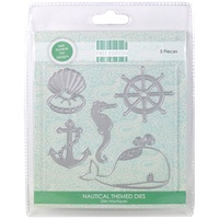 First Edition Craft A Card Die Nautical
