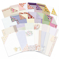 Hunkydory Floral Favourites Luxury Card Inserts & Papers