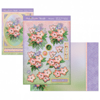 Hunkydory Floral Favourites Designer Deco Large Set Blooming Bouquet