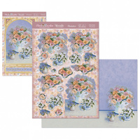 Hunkydory Floral Favourites Designer Deco Large Set Perfect Petals