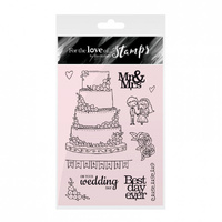 Hunkydory Stamp A6 For the Love of Best Day Ever