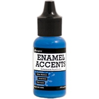 Ranger Inkssentials Enamel Accents Blue Ribbon