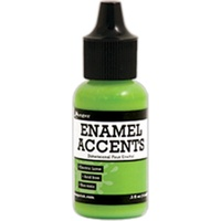 Ranger Inkssentials Enamel Accents Electric Lime
