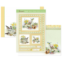Hunkydory Garden Treasures Luxury Topper Set Grown with Love