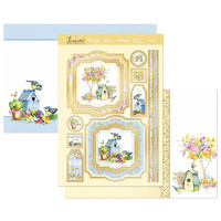 Hunkydory Garden Treasures Luxury Topper Set Home Grown