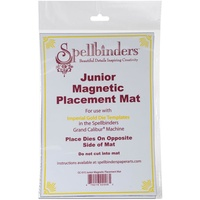 Spellbinders Grand Calibur Junior Magnetic Placement Mat 8.5x6""
