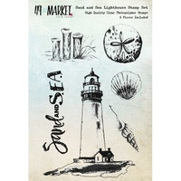 49 and Market Clear Stamp Sand & Sea Lighthouse