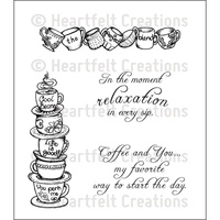 Heartfelt Creations Stamp Set Stacked Up