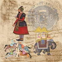 Dove of The East India Journey Paper Maharaja