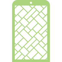 Kaisercraft Mini Designer Template Metal Plates