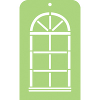 Kaisercraft Mini Designer Template Arch Window