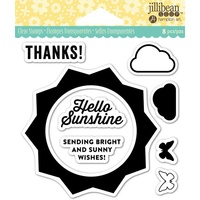 Jillibean Soup Clear Stamps Sunshine