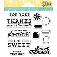 Jillibean Soup Clear Stamps Sweet Moment