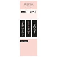 Kaisercraft Kaiserstyle Darling Collection Adhesive Notes