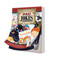 Hunkydory A6 Paper Pad 144pg The Little Book of Dad Jokes