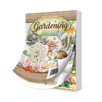 Hunkydory A6 Paper Pad The Little Book of Gardening 144pg