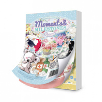 Hunkydory A6 Paper Pad The Little Book of Moments & Milestones