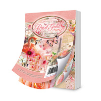 Hunkydory A6 Paper Pad The Little Book of Rose Gold Moments 144pg