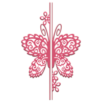 Little Darlings Die Lock-Itz Flutterby