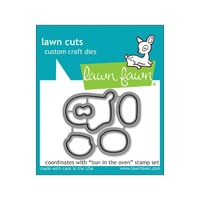Lawn Fawn Die Bun in the Oven
