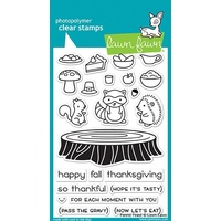 Lawn Fawn Clear Stamp Forest Feast