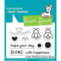 Lawn Fawn Clear Stamp Little Fireflies