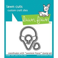 Lawn Fawn Lawn Cuts Die Sweetest Flavour