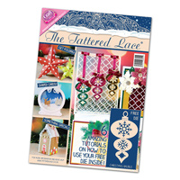 Tattered Lace Magazine Christmas 2015 Issue