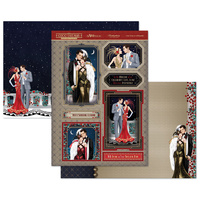 Hunkydory Deco Dreams Mirri Magic Topper Set Love Gives us a Fairytale