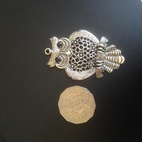 Metal - Plump Owl