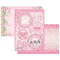 Hunkydory A4 Topper Set Mirri Magic Perfect Match