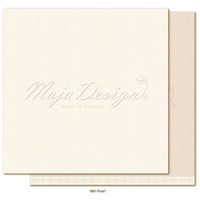 "Maja Design Celebration Shades of Monochrome 12x12"" Cardstock Pearl"