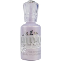 Nuvo Crystal Drops Wisteria Purple