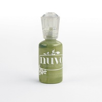 Nuvo Crystal Drops Bottle Green