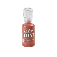 Nuvo Glitter Drops Orange Soda