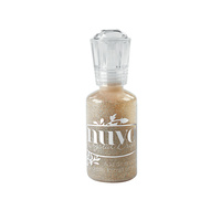Nuvo Glitter Drops Honey Gold