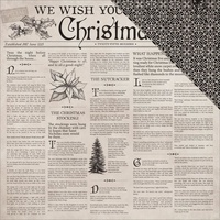 "Kaisercraft Christmas Edition 12x12"" Double Sided Scrapbook Paper Christmas Tale"