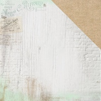 "Kaisercraft Memory Lane 12x12"" Scrapbook Paper Spring Breeze"