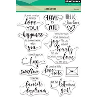 Penny Black Clear Stamp Smitten
