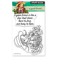 Penny Black Clear Stamp A Good Friend