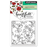 Penny Black Clear Stamp Appreciation