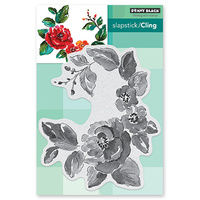 Penny Black Clear Stamp Garden Gems