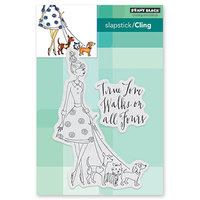 Penny Black Clear Stamp All Fours