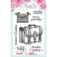 Penelope Dee Noteable Stamp Satchel