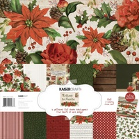 "Kaisercraft Letters to Santa 12x12"" Paper Pack with Bonus Sticker Sheet"