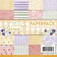 "Find It Trading Early Spring 6x6"" Paper Pack 24pk by Marieke"