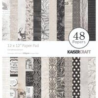 "Kaisercraft Christmas Edition 12x12"" Paper Pad 48pg"