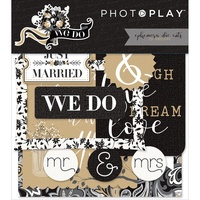 Photo Play Paper Ephemera Cardstock Die Cuts We Do