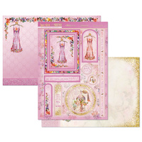 Hunkydory Sparkle & Shine Mirri Magic Topper Set Glitz & Glamour