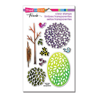 Stampendous Cling Stamps Tree Parts